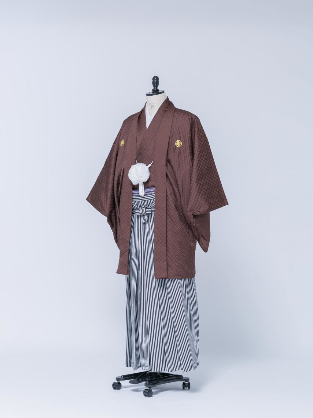 ブラウン紋服_新宿店