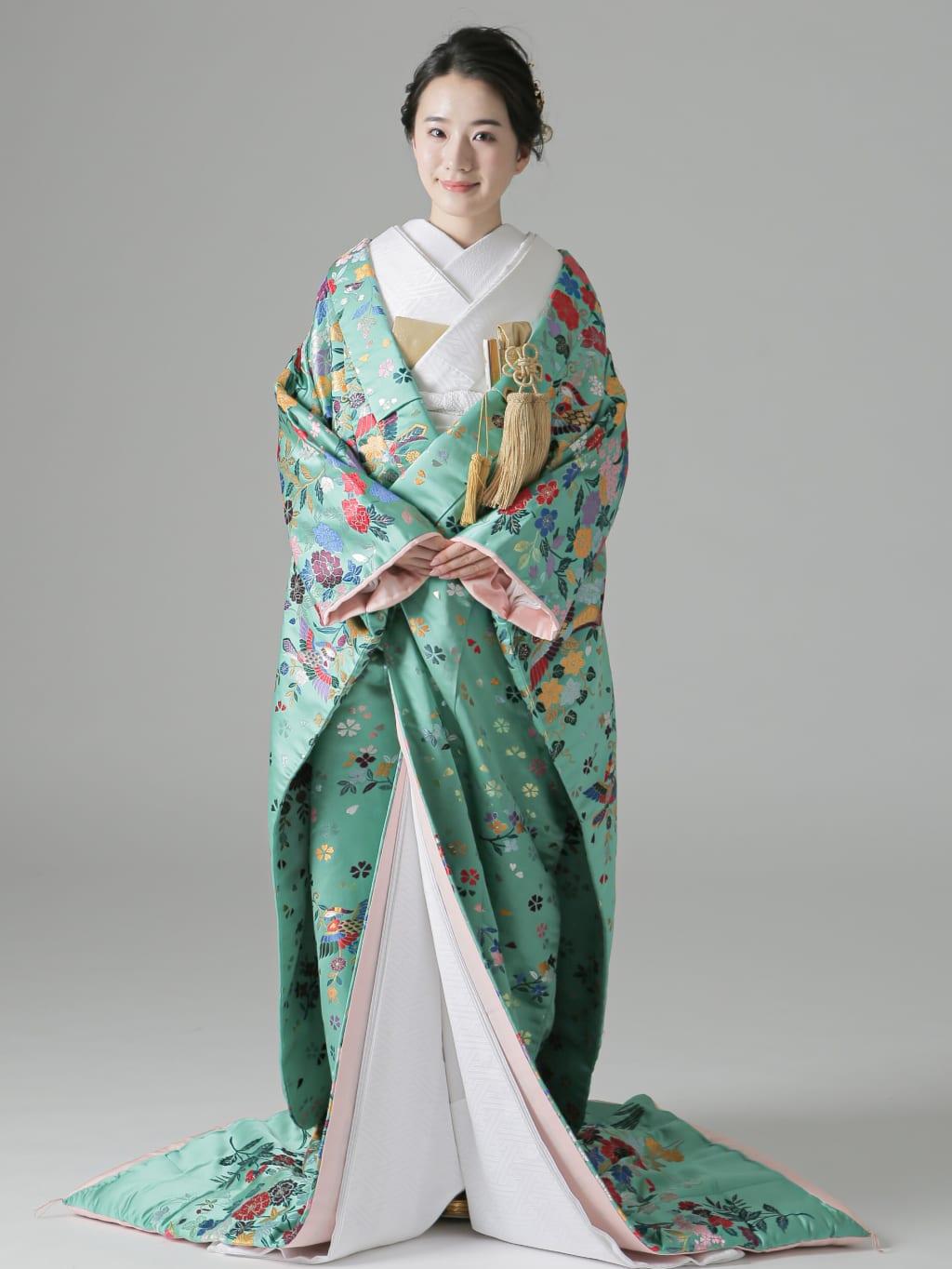 桜吹雪花喰鳥_堀江店