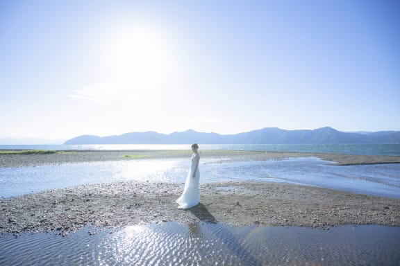 【期間限定フォトジェニックジャーニー】滋賀洋装ロケーション(絶景)