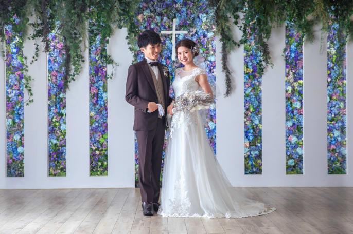 写真で挙げる結婚式