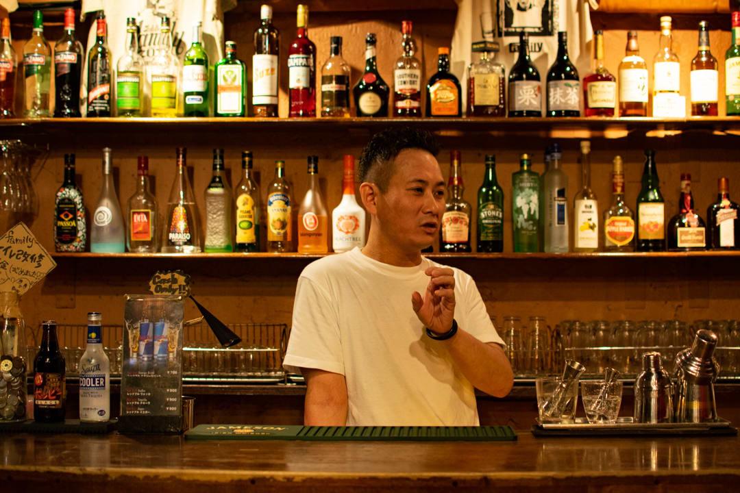 """レペゼンインタビュー:Club Bar FAMILY店長 高山泰史 """"ハコの店長""""の生き様"""