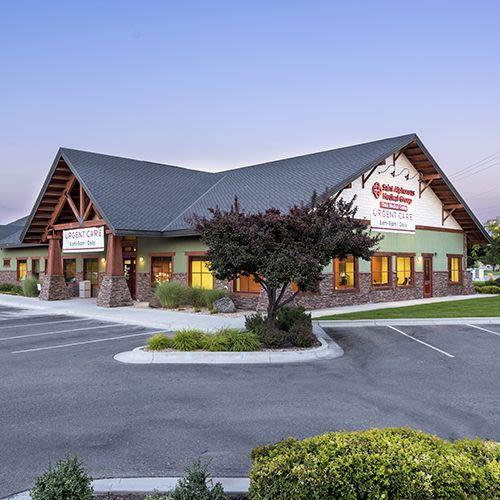 Saint Alphonsus Medical Group West Chinden Clinic   3217 W Bavaria St, Eagle, ID, 83616   +1 (208) 302-6200