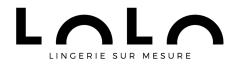 Redonner marque LOLO PARIS