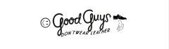 Redonner marque GOOD GUYS DON'T WEAR LEATHER