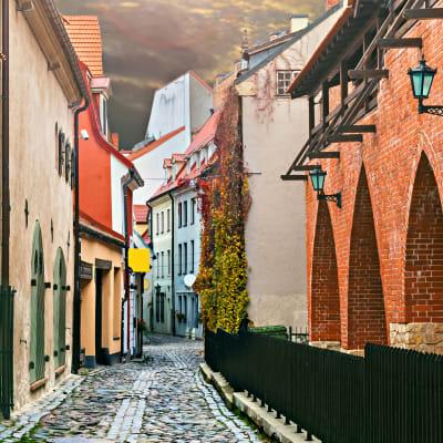 Baltikum runt med Varglyan och Gdansk