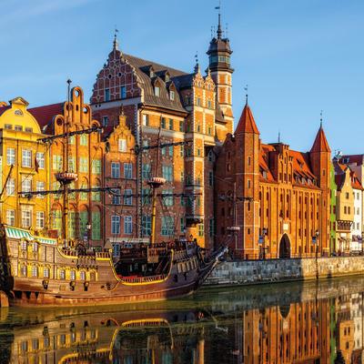 Sommarfest i Gdansk