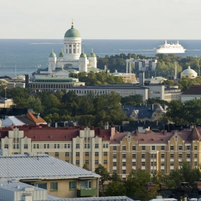 Helsingfors - Weekendkryss