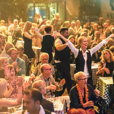 Mamma Mia! The Party på Rondo