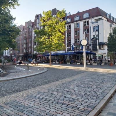 Rostock Kristihimmelsfärd 4 dagar