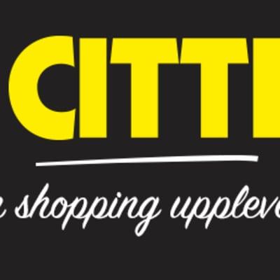 Kielkryss med shopping på CITTI