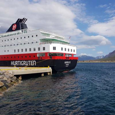 Hurtigruten - Tromsö - Lofoten - Trondheim