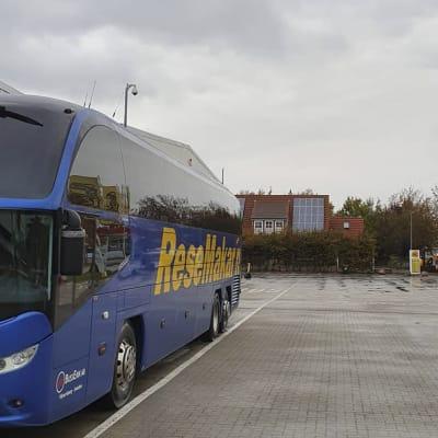 Våra bussar!