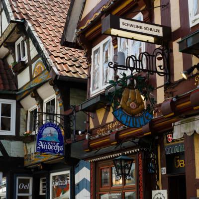 Sparrisresa till Celle