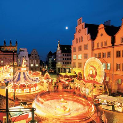 Rostock julmarknad 3 dagar