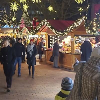 Schwerin julmarknad