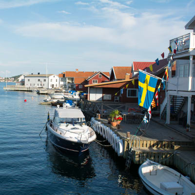 Åstol och Klädesholmen med sillprovning