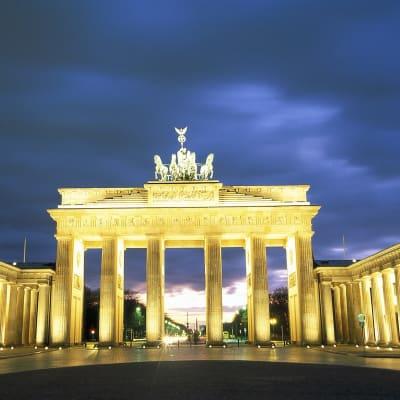 Berlin Julmarknad 4 dagar