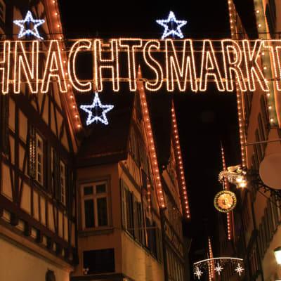 Julmarknad i Braunschweig & Celle 4 dagar