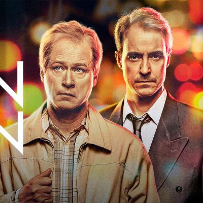 Stockholmsweekend med Rain Man på Oscarsteatern
