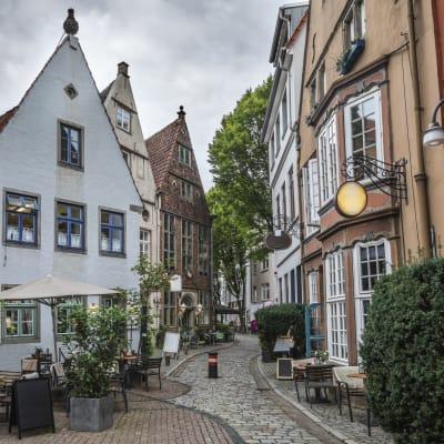 Bremen - Påskmarknad
