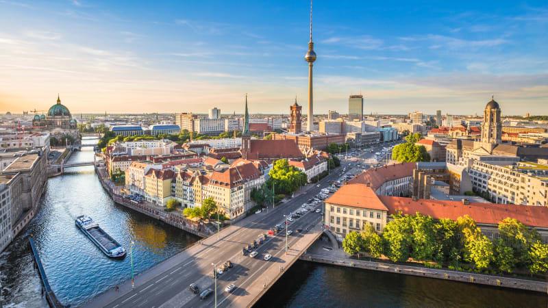 Berlin - Tysklands stolta huvudstad