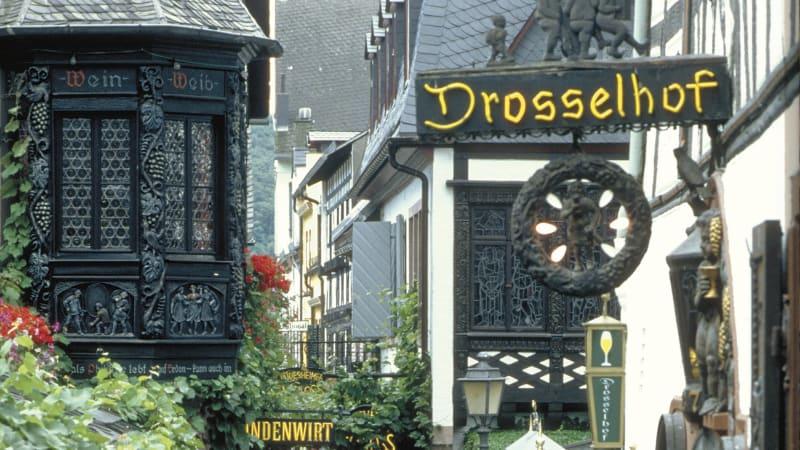 Mot Rüdesheim
