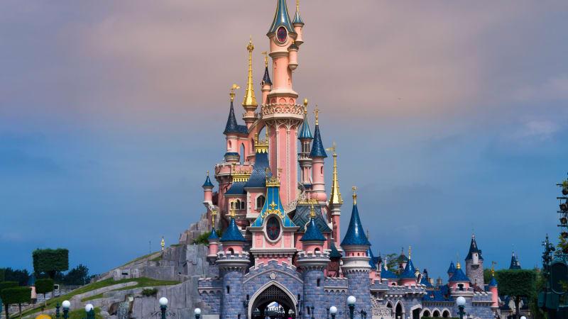 Mitt i äventyret, Disneyland Paris