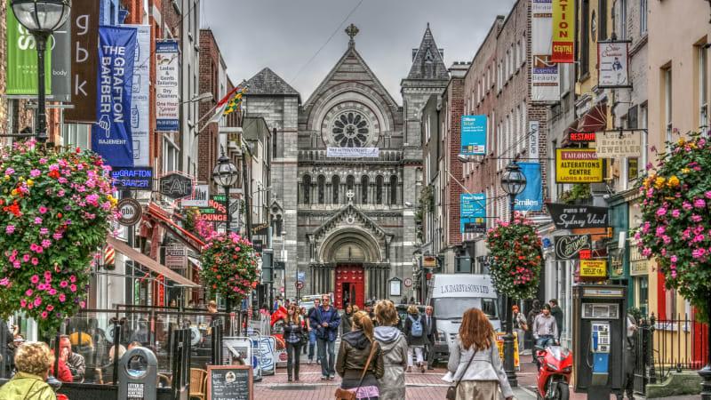Mot Dublin