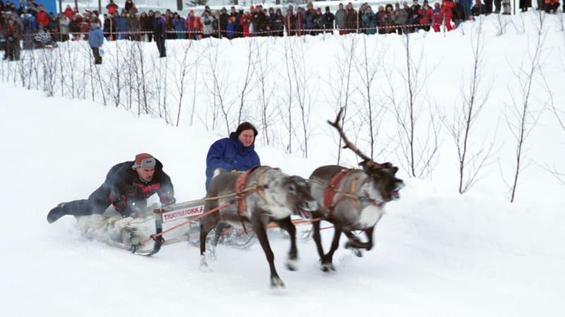 Vintermarknaden i Jokkmokk