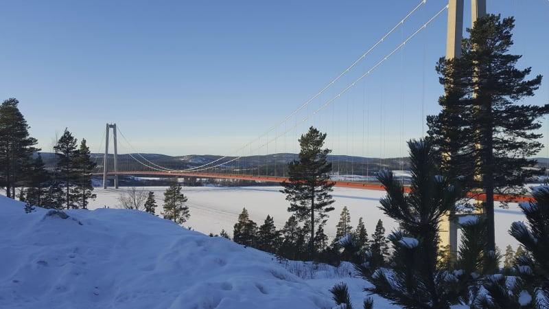 Längs Östersjökusten till Hudiksvall