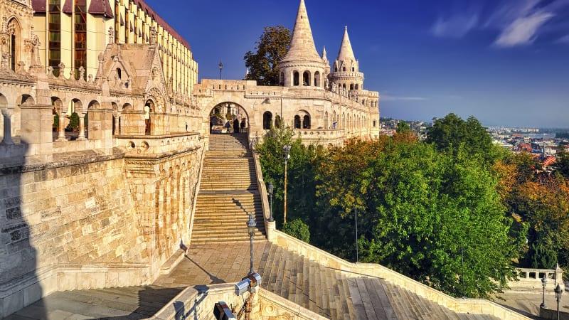 Budapest - Donaus Drottning