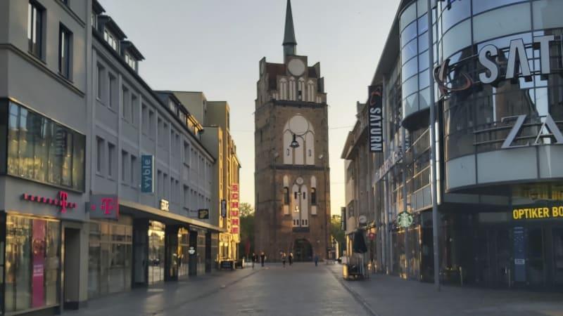 Påskafton Rostock
