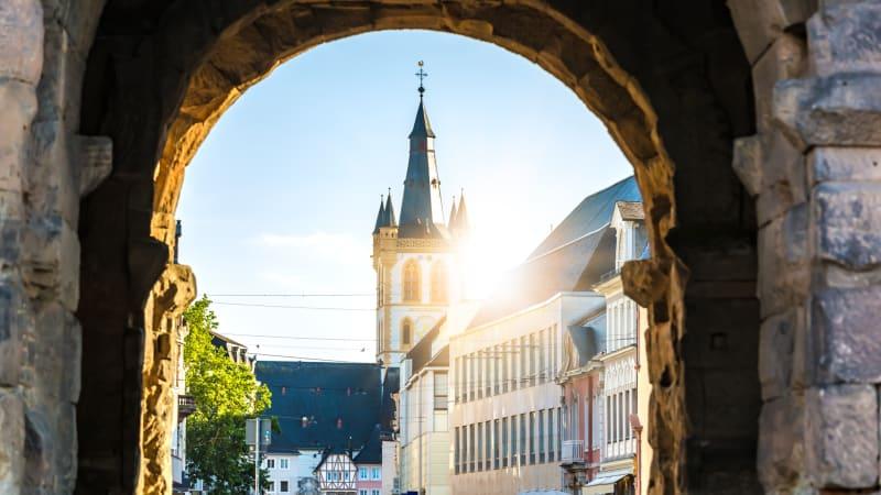 Vackra Moseldalen-Trier