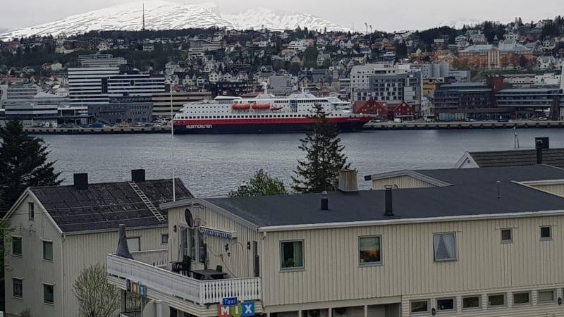 Hemorten till Tromsö