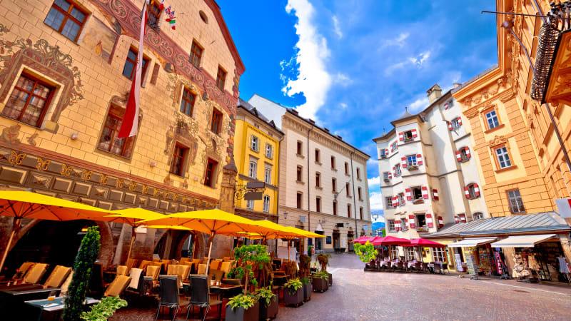 Innsbruck - Tyrolens huvudstad