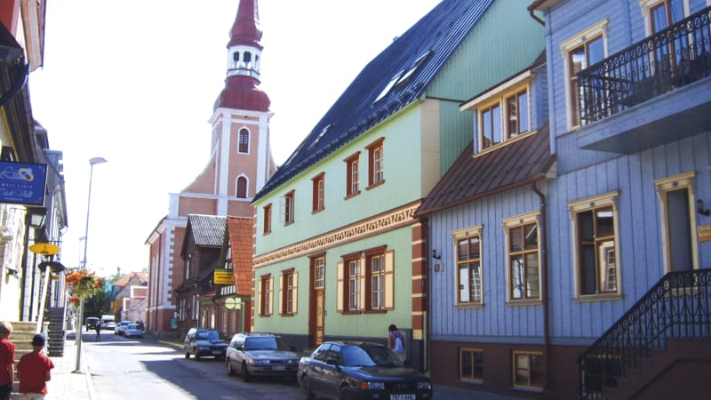 Tallinn-Pärnu
