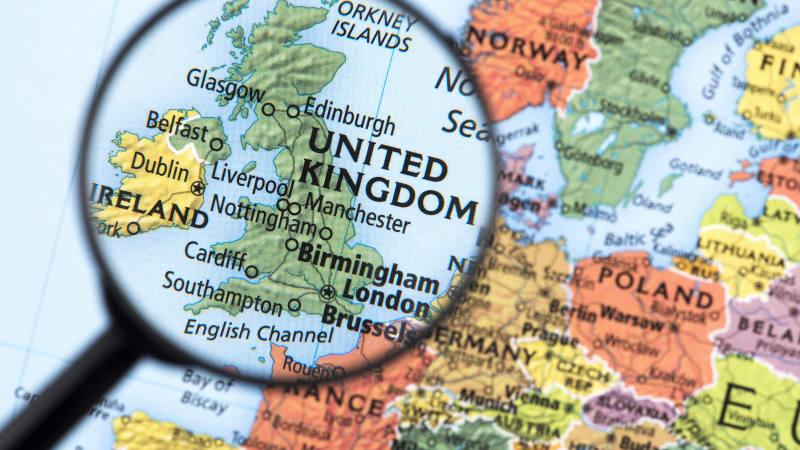 Mot England!