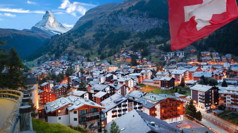 Zermatt – Interlaken