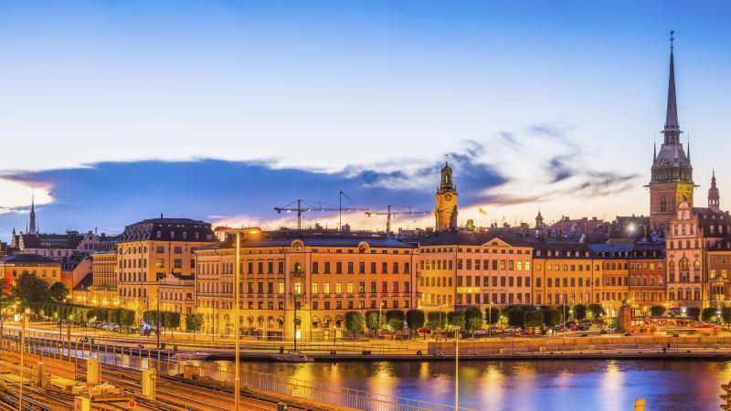 Mot Stockholm!