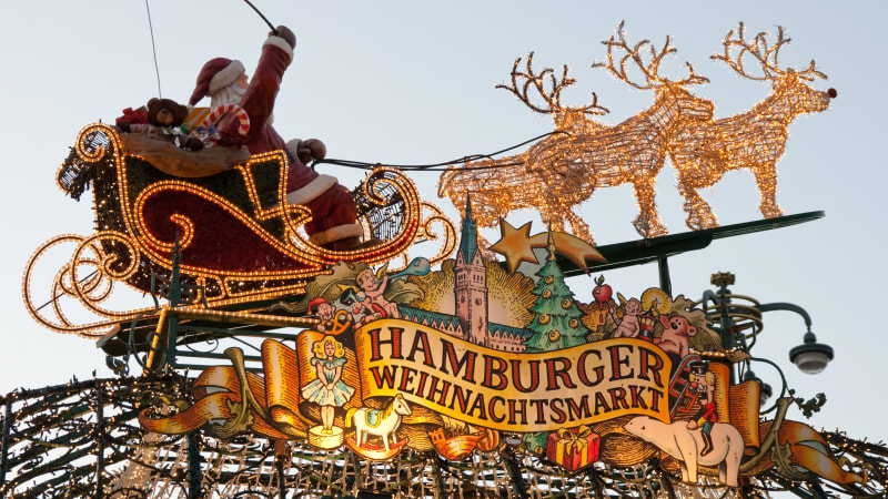 Hamburgs julmarknad