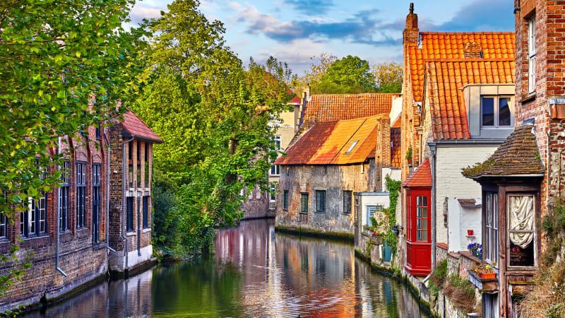 Antwerpen – Brygge – Paris