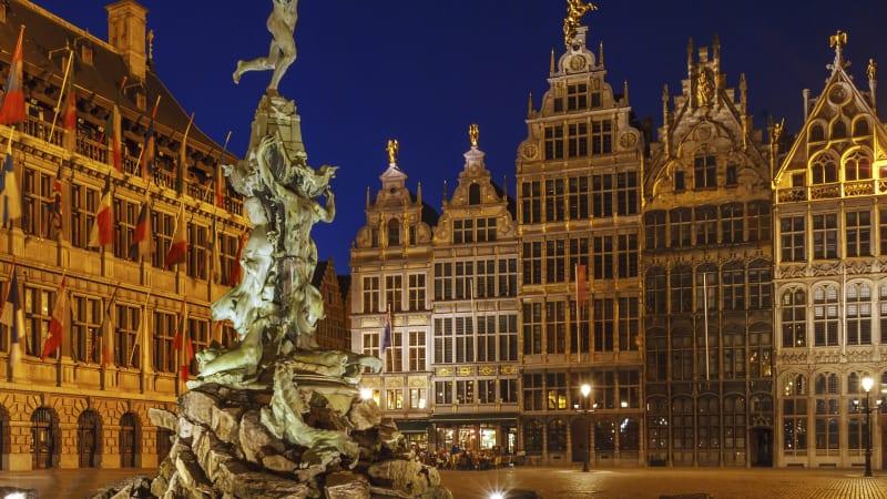 Bremen - Antwerpen