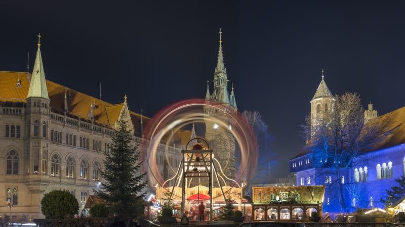 Dag 2 Julmarknadsdag i historiska Braunschweig