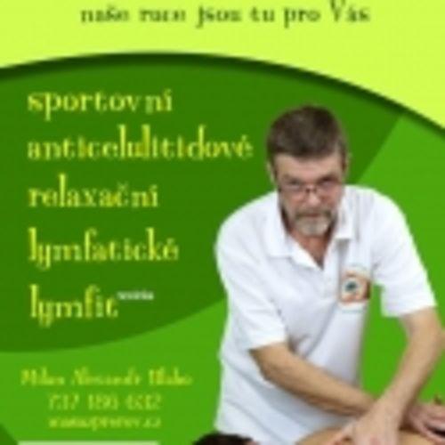 Masáže v Přerově Milan Alexandr Blaho