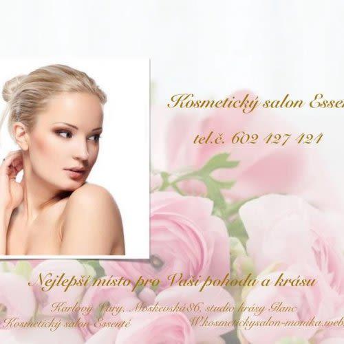 Kosmetický salon Essenté