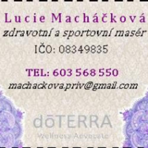 Masáže Lucie Macháčková