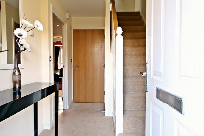 Bullfinch Hallway