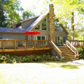 Fern Haven on the Cacapon River - Berkeley Springs Cottage Rentals