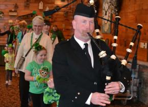 St Patrick's Day Celebration at Woodloch Resort