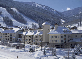 Exterior view of The Charter at Beaver Creek.